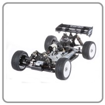 SER600017 - Cobra SRX8 Buggy 1/8 GP