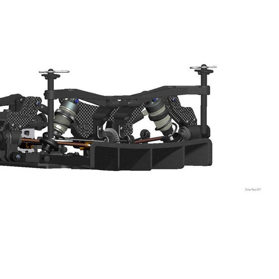 Serpent SRX8 GT WC 4wd 1/8 EP Kit (SER600065)