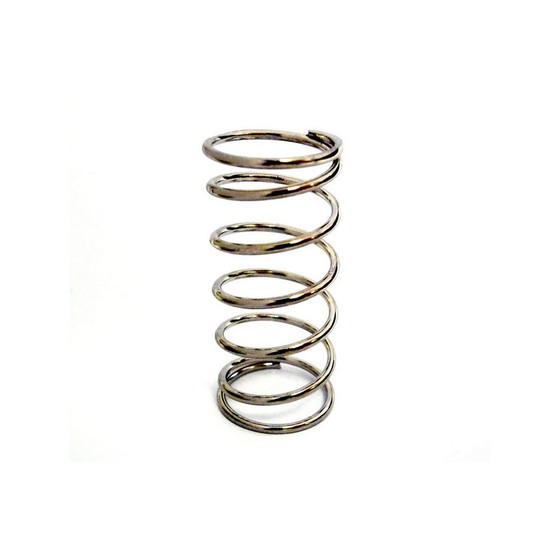 Spring front soft. 7Tx4.0x1.0mm silver