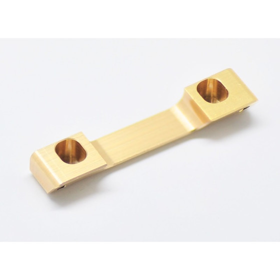 Suspension bracket rr fr brass SRX2 MM