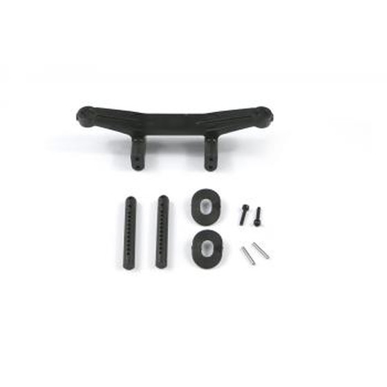 Body mount set rear S811MT