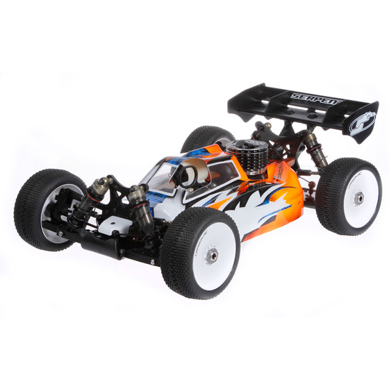 Serpent Cobra SRX8 Buggy 1/8 GP